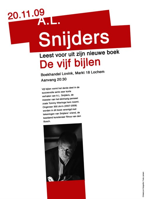 Al Snijders 20112009